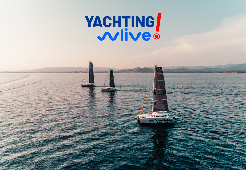 Excess is inviting itself to Yachting Live!