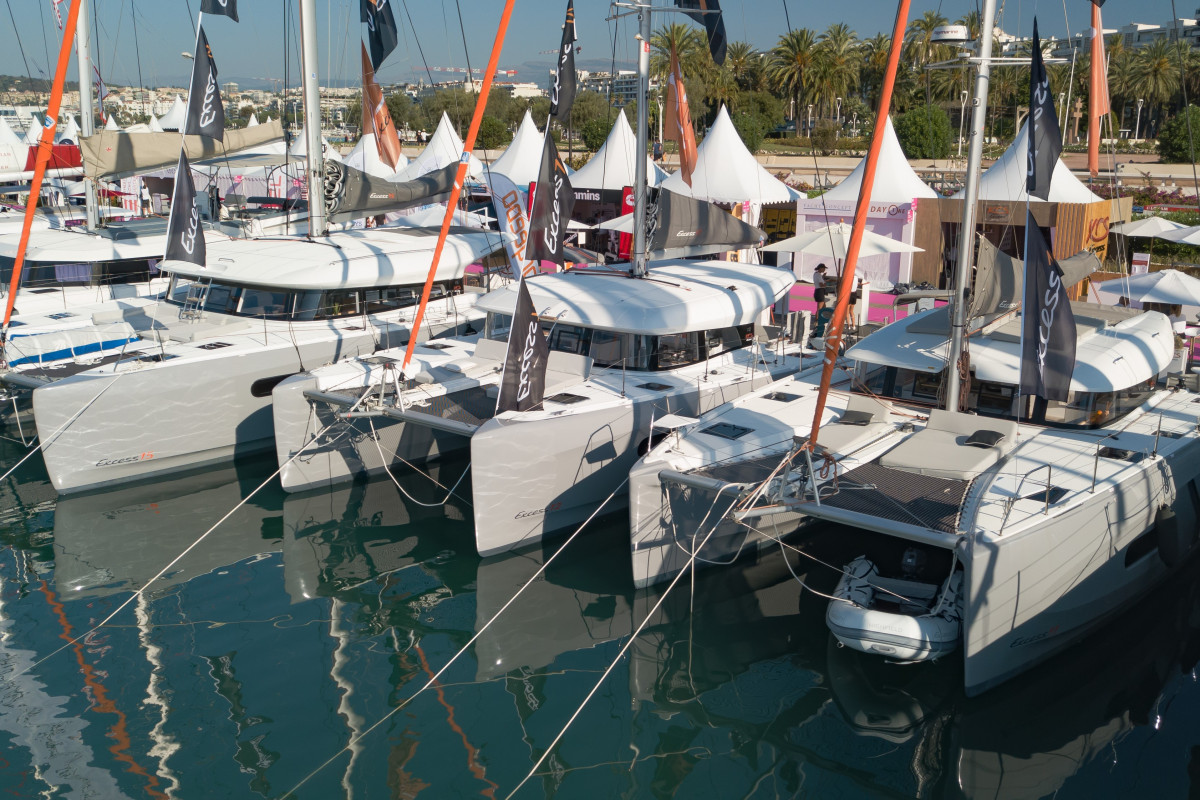 Take a look back at the Cannes Boat Show!