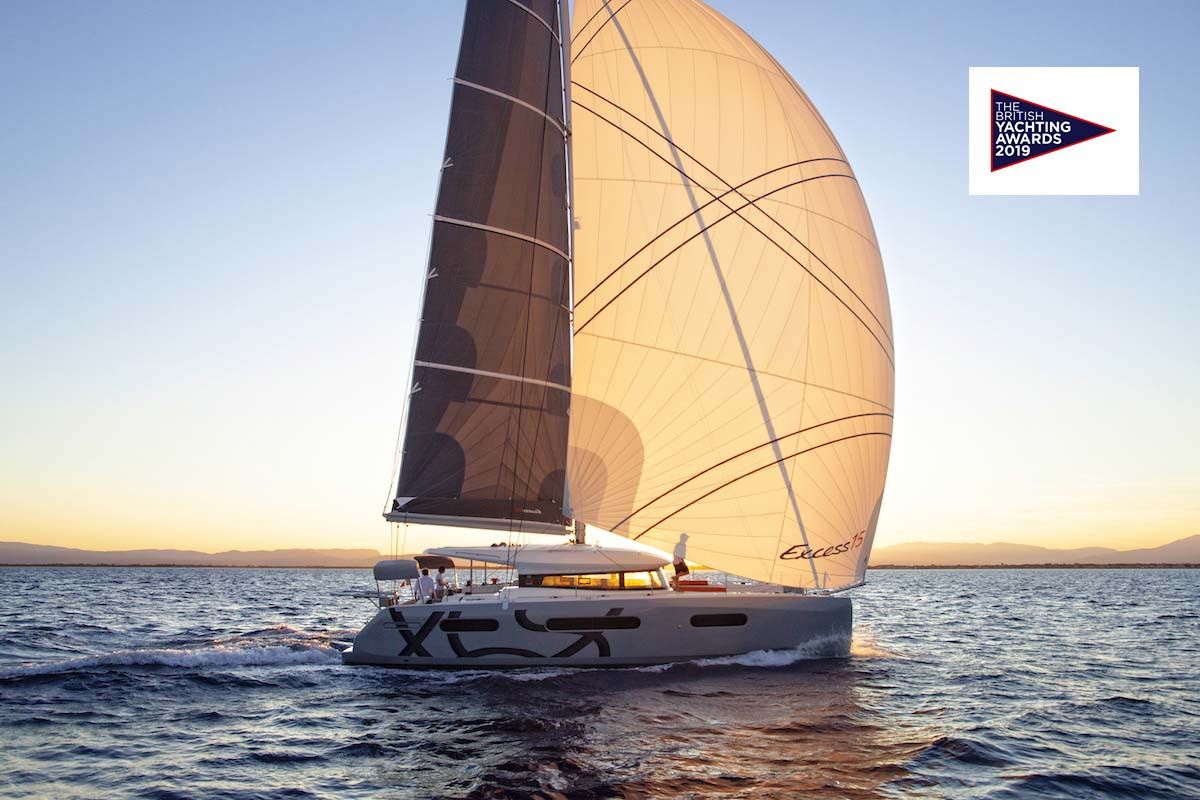 Excess 15 : 2019 Multihull of the Year